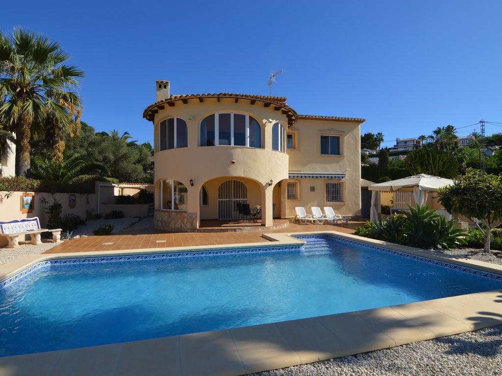 Buena Vista Ferienhaus in Spanien
