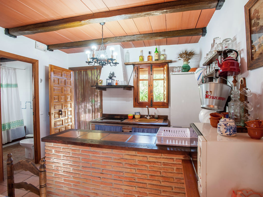 Ferienhaus Gemütliches Ferienhaus in Antequera mit Swimmingpool (487836), Villanueva de la Concepcion, Malaga, Andalusien, Spanien, Bild 12
