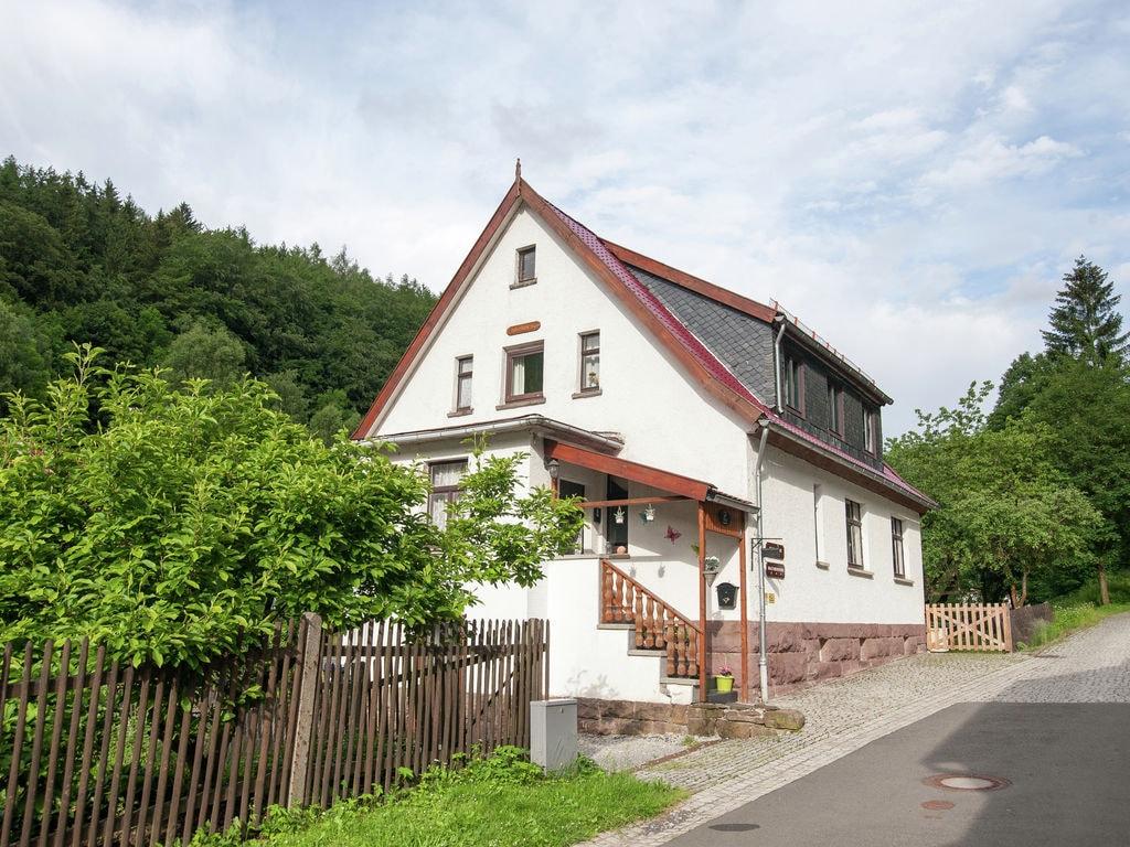Haus Rennsteig Ferienhaus in Thüringen