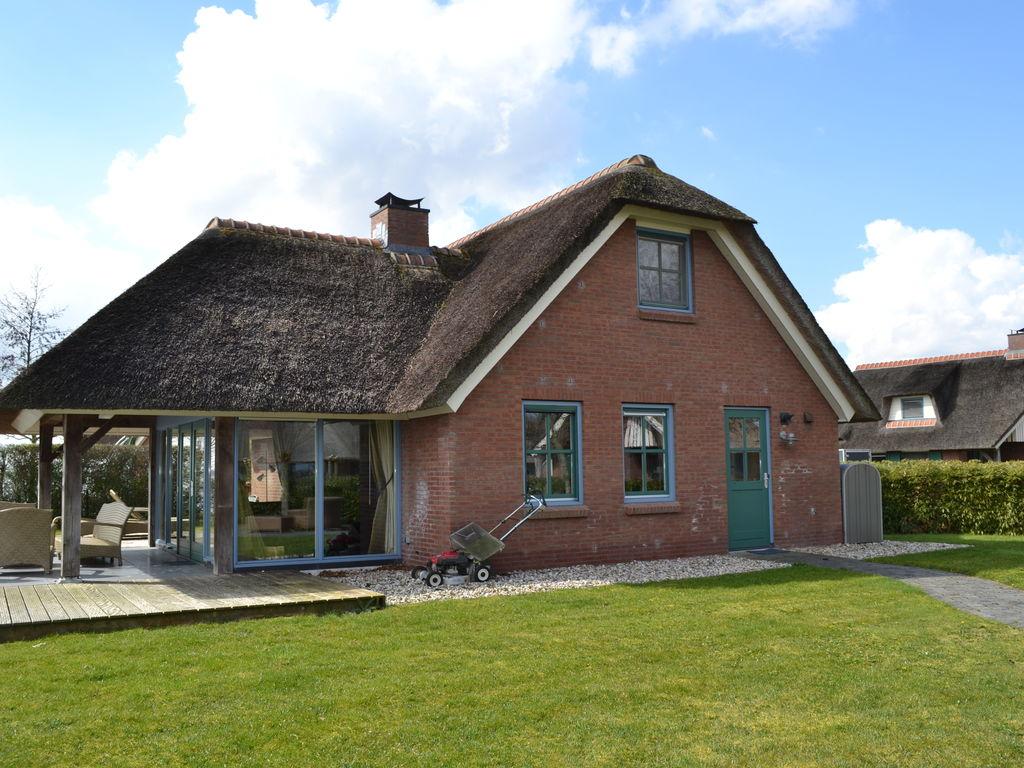 Ferienhaus Stilvoll reetgedeckte Villa mit 2 Badezimmern bei Giethoorn (222554), Dinxterveen, Kop van Overijssel, Overijssel, Niederlande, Bild 10