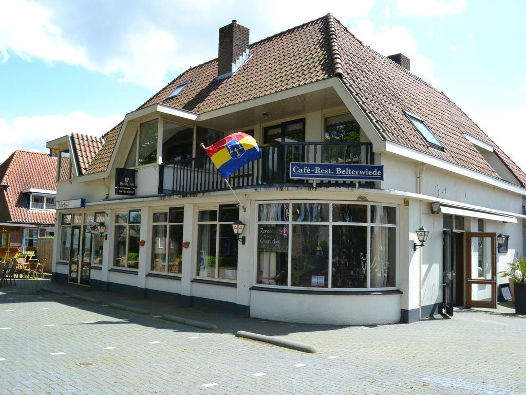 Ferienhaus Stilvoll reetgedeckte Villa mit 2 Badezimmern bei Giethoorn (221351), Dinxterveen, Kop van Overijssel, Overijssel, Niederlande, Bild 14