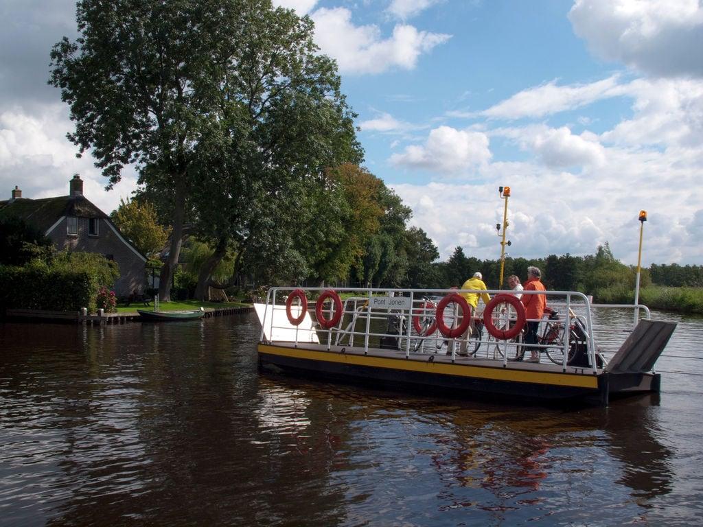 Ferienhaus Stilvoll reetgedeckte Villa mit 2 Badezimmern bei Giethoorn (221351), Dinxterveen, Kop van Overijssel, Overijssel, Niederlande, Bild 31