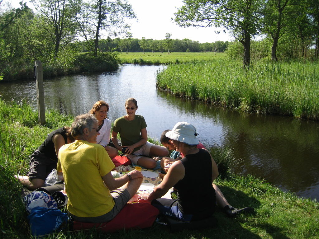 Ferienhaus Stilvoll reetgedeckte Villa mit 2 Badezimmern bei Giethoorn (221351), Dinxterveen, Kop van Overijssel, Overijssel, Niederlande, Bild 33