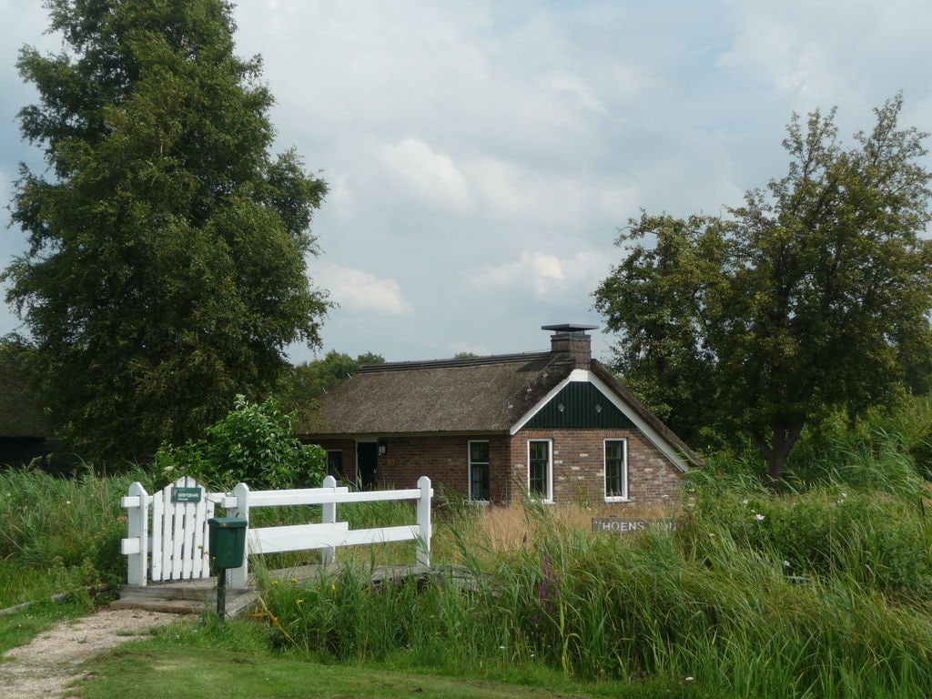 Ferienhaus Stilvoll reetgedeckte Villa mit 2 Badezimmern bei Giethoorn (221351), Dinxterveen, Kop van Overijssel, Overijssel, Niederlande, Bild 35