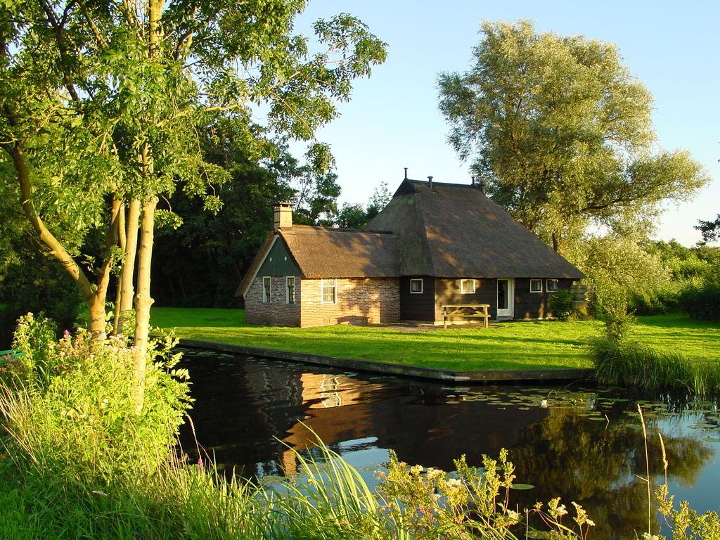 Ferienhaus Stilvoll reetgedeckte Villa mit 2 Badezimmern bei Giethoorn (221351), Dinxterveen, Kop van Overijssel, Overijssel, Niederlande, Bild 34