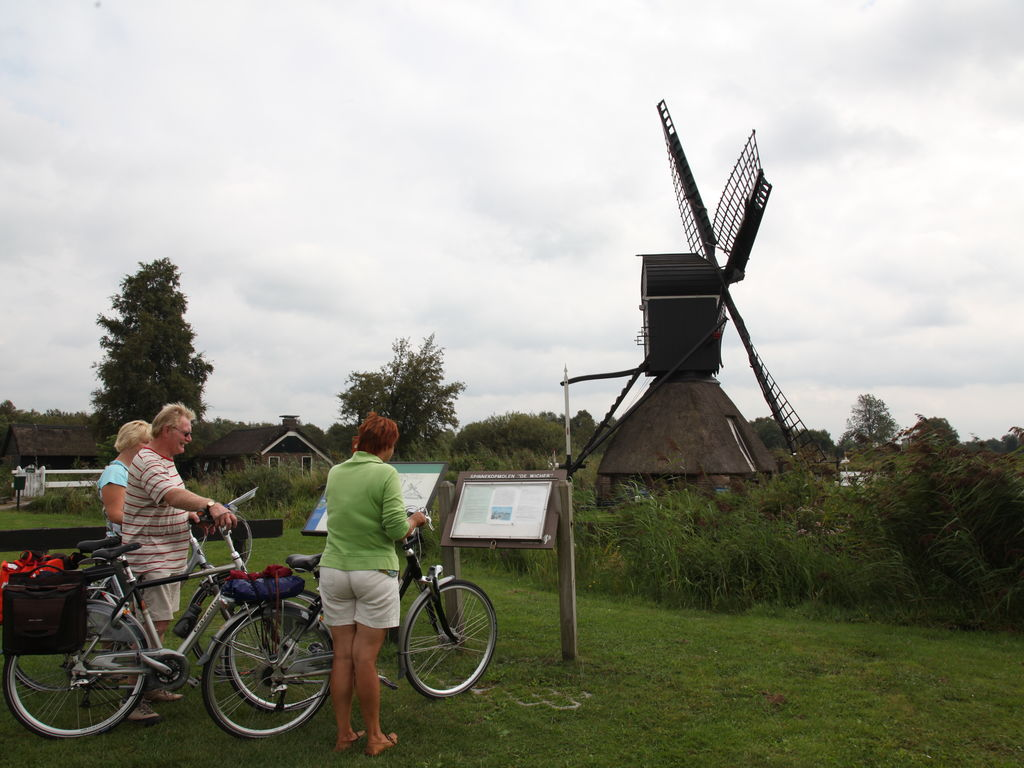 Ferienhaus Stilvoll reetgedeckte Villa mit 2 Badezimmern bei Giethoorn (221351), Dinxterveen, Kop van Overijssel, Overijssel, Niederlande, Bild 40
