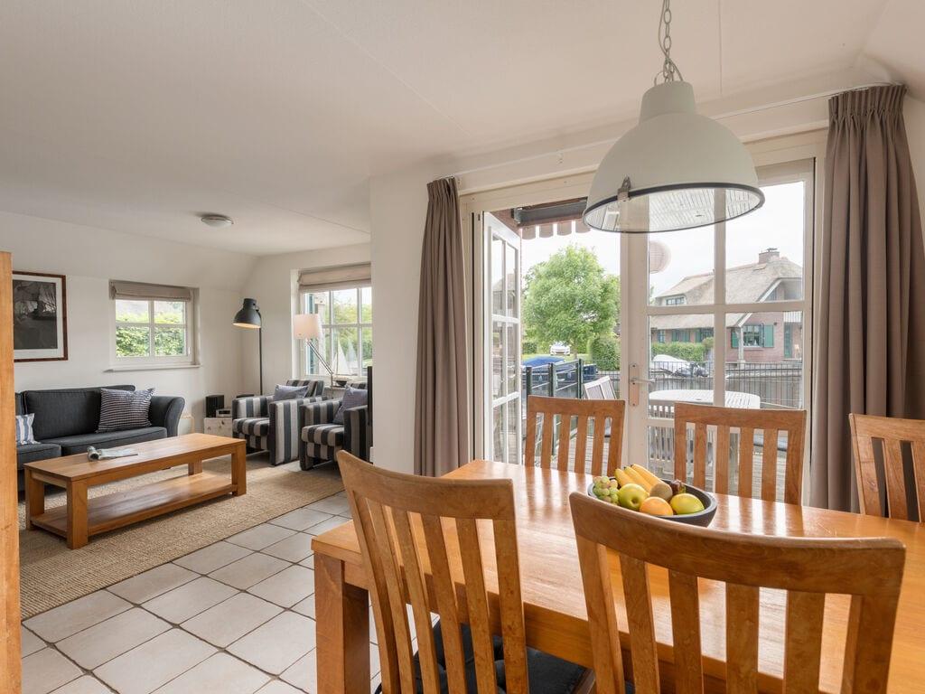 Ferienhaus Stilvoll reetgedeckte Villa mit 2 Badezimmern bei Giethoorn (221351), Dinxterveen, Kop van Overijssel, Overijssel, Niederlande, Bild 7