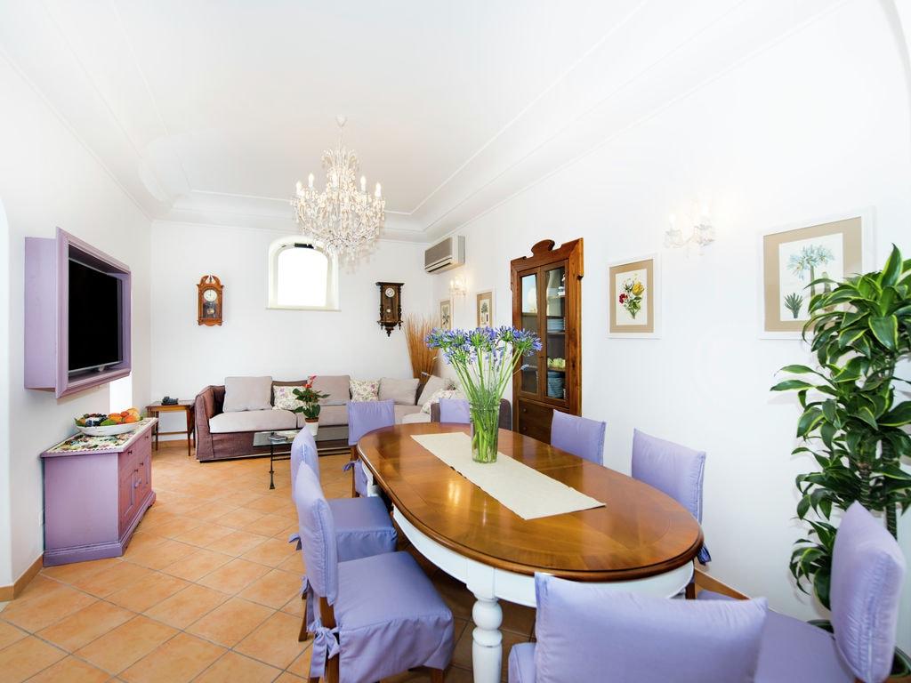 Ferienhaus Moderne Villa in Nocelle mit Schwimmbad (481703), Positano, Amalfiküste, Kampanien, Italien, Bild 11
