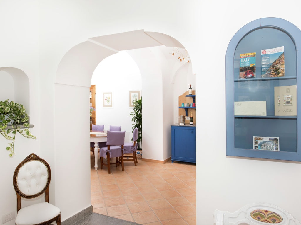 Ferienhaus Moderne Villa in Nocelle mit Schwimmbad (481703), Positano, Amalfiküste, Kampanien, Italien, Bild 13