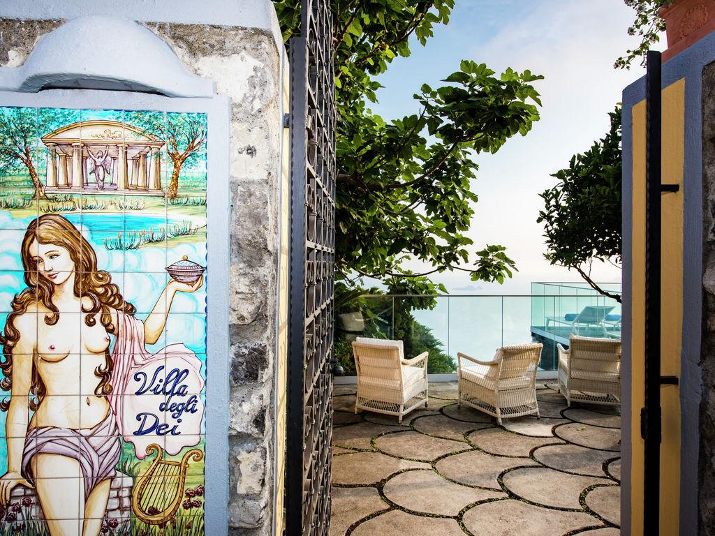 Ferienhaus Moderne Villa in Nocelle mit Schwimmbad (481703), Positano, Amalfiküste, Kampanien, Italien, Bild 25