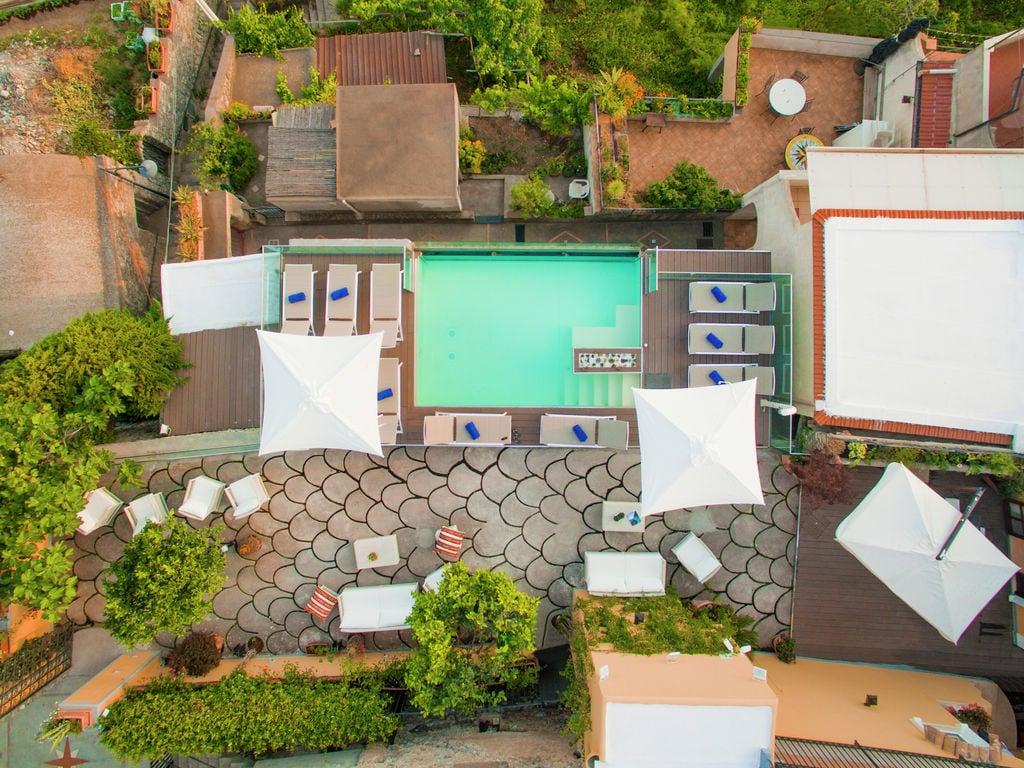 Ferienhaus Moderne Villa in Nocelle mit Schwimmbad (481703), Positano, Amalfiküste, Kampanien, Italien, Bild 3