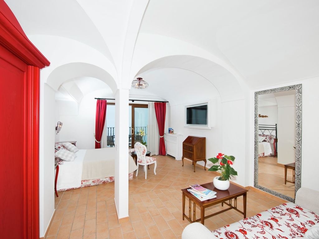 Ferienhaus Moderne Villa in Nocelle mit Schwimmbad (481703), Positano, Amalfiküste, Kampanien, Italien, Bild 16