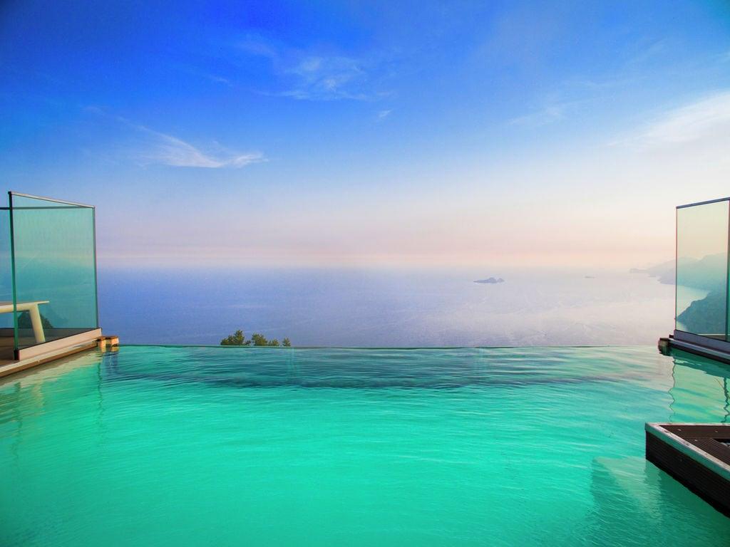 Ferienhaus Moderne Villa in Nocelle mit Schwimmbad (481703), Positano, Amalfiküste, Kampanien, Italien, Bild 4