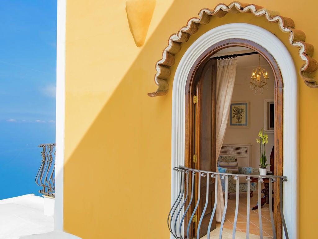 Ferienhaus Moderne Villa in Nocelle mit Schwimmbad (481703), Positano, Amalfiküste, Kampanien, Italien, Bild 28