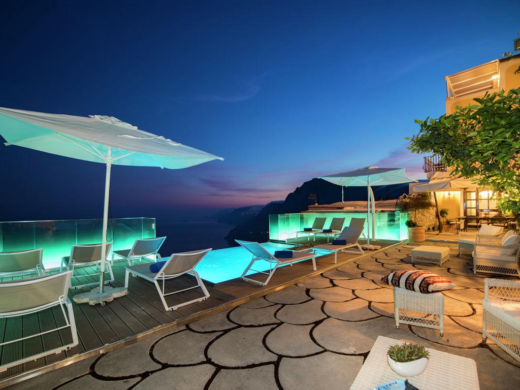 Ferienhaus Moderne Villa in Nocelle mit Schwimmbad (481703), Positano, Amalfiküste, Kampanien, Italien, Bild 9
