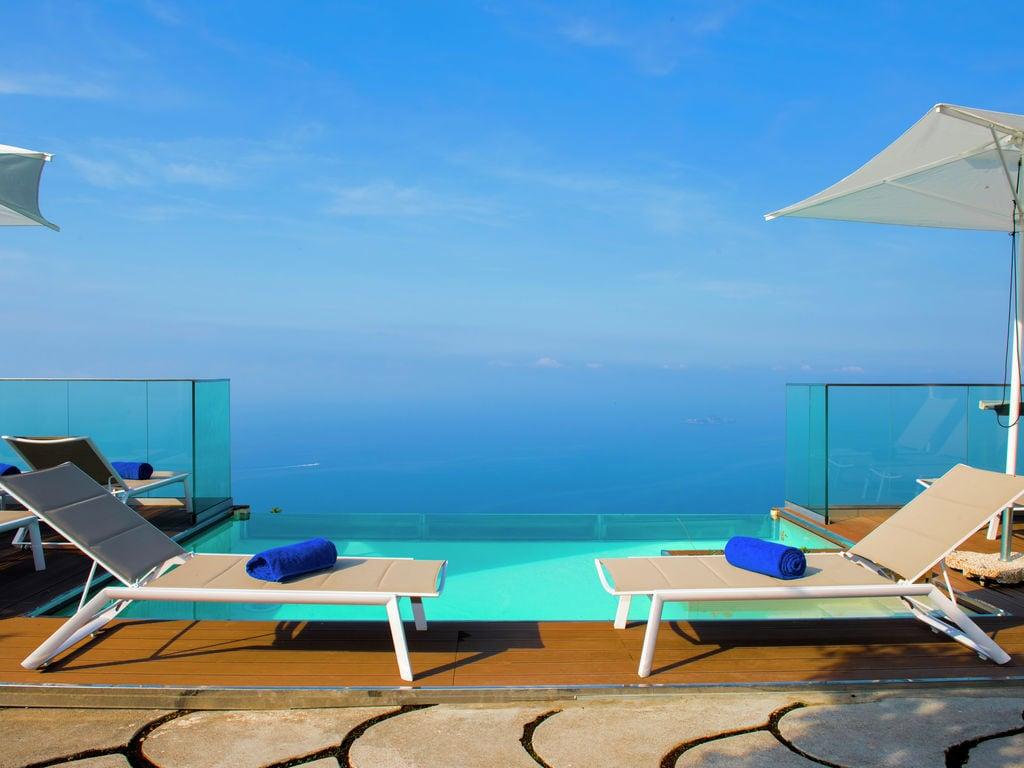 Ferienhaus Moderne Villa in Nocelle mit Schwimmbad (481703), Positano, Amalfiküste, Kampanien, Italien, Bild 5