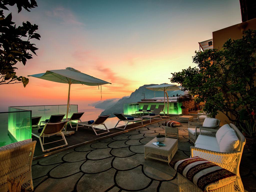 Ferienhaus Moderne Villa in Nocelle mit Schwimmbad (481703), Positano, Amalfiküste, Kampanien, Italien, Bild 26