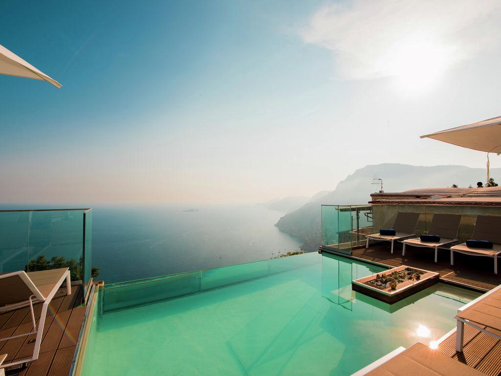 Ferienhaus Moderne Villa in Nocelle mit Schwimmbad (481703), Positano, Amalfiküste, Kampanien, Italien, Bild 6