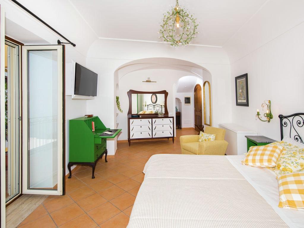 Ferienhaus Moderne Villa in Nocelle mit Schwimmbad (481703), Positano, Amalfiküste, Kampanien, Italien, Bild 18