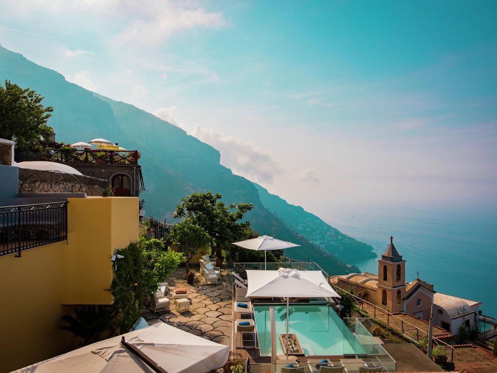 Ferienhaus Moderne Villa in Nocelle mit Schwimmbad (481703), Positano, Amalfiküste, Kampanien, Italien, Bild 7