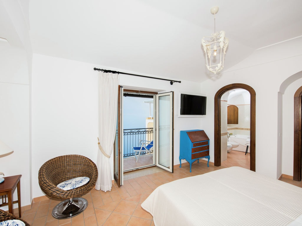 Ferienhaus Moderne Villa in Nocelle mit Schwimmbad (481703), Positano, Amalfiküste, Kampanien, Italien, Bild 19