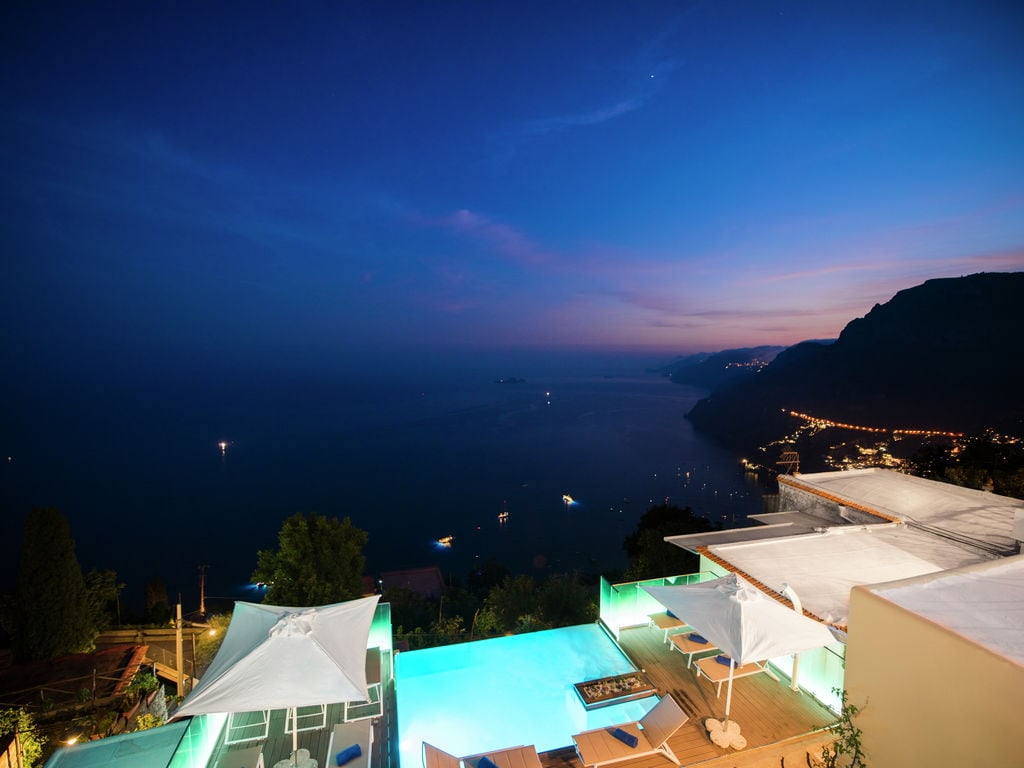 Ferienhaus Moderne Villa in Nocelle mit Schwimmbad (481703), Positano, Amalfiküste, Kampanien, Italien, Bild 8