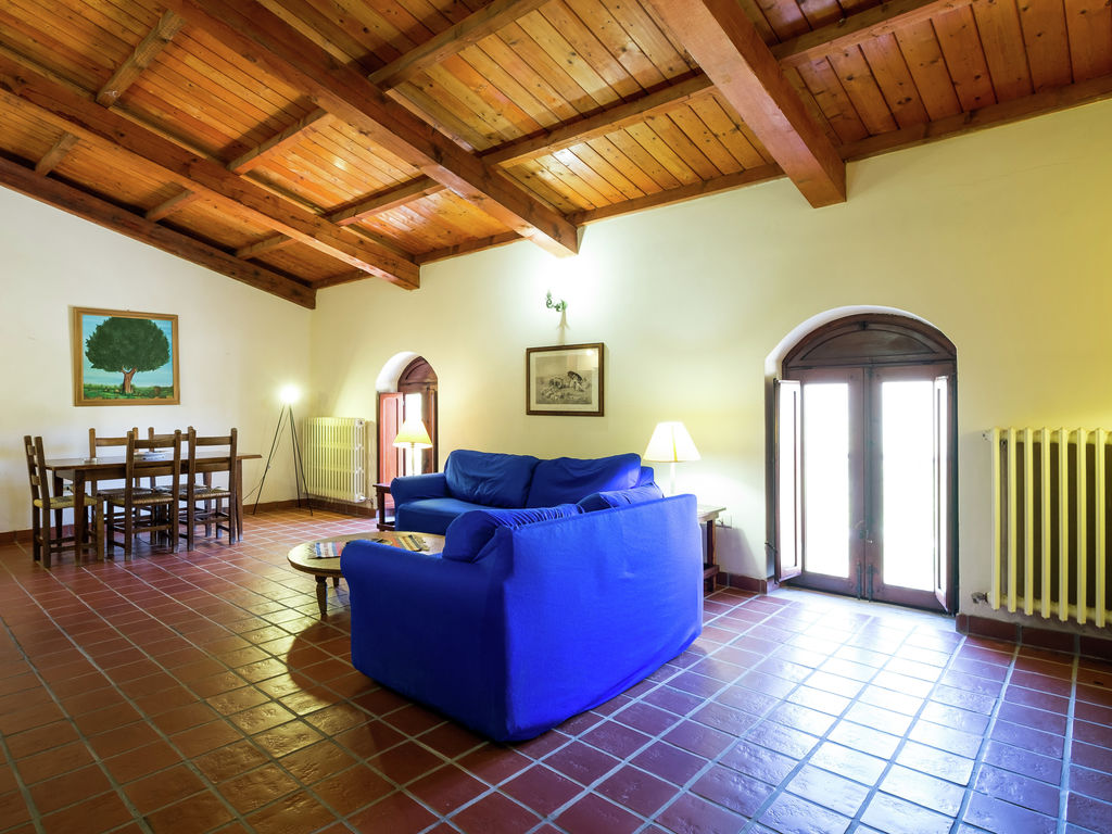 Holiday house Provinzielles Ferienhaus mit Whirlpool und Pool in Resuttano (488681), Delia, Caltanissetta, Sicily, Italy, picture 3