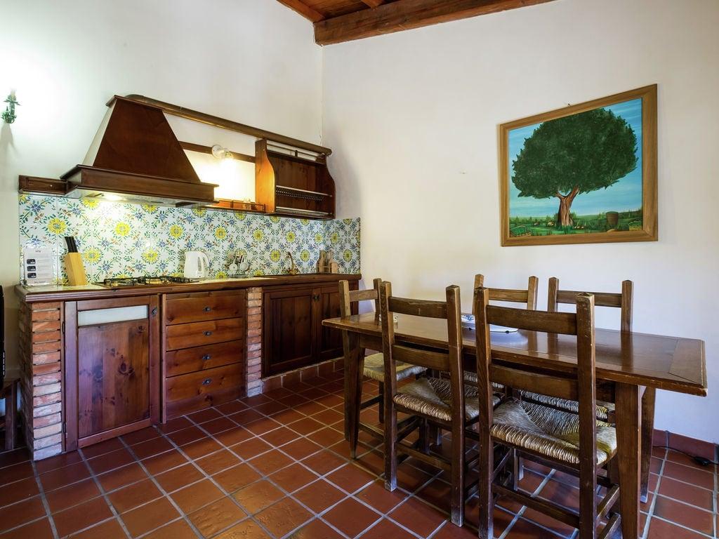 Holiday house Provinzielles Ferienhaus mit Whirlpool und Pool in Resuttano (488681), Delia, Caltanissetta, Sicily, Italy, picture 2