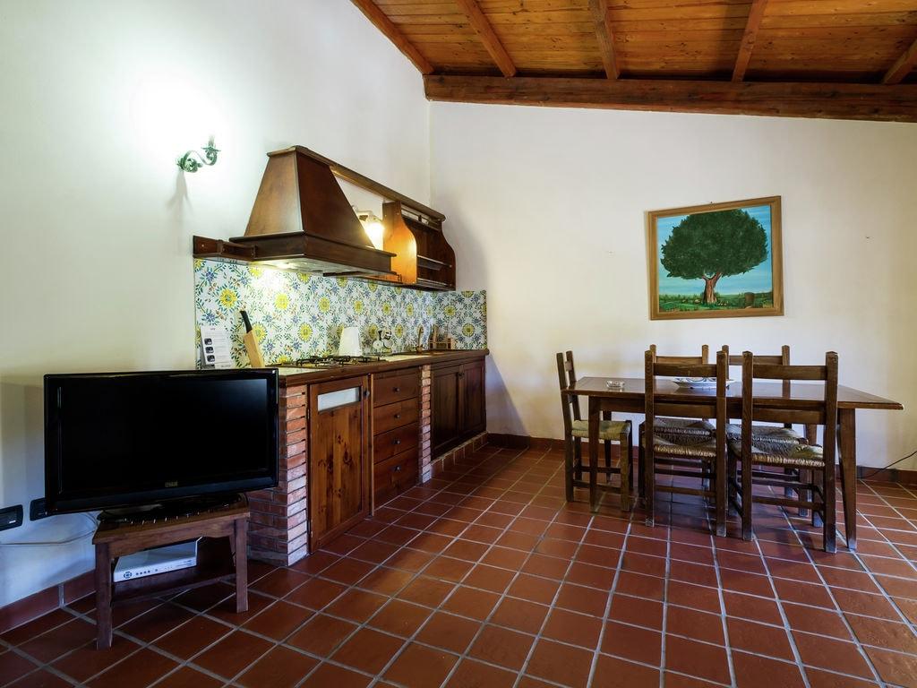 Holiday house Provinzielles Ferienhaus mit Whirlpool und Pool in Resuttano (488681), Delia, Caltanissetta, Sicily, Italy, picture 13