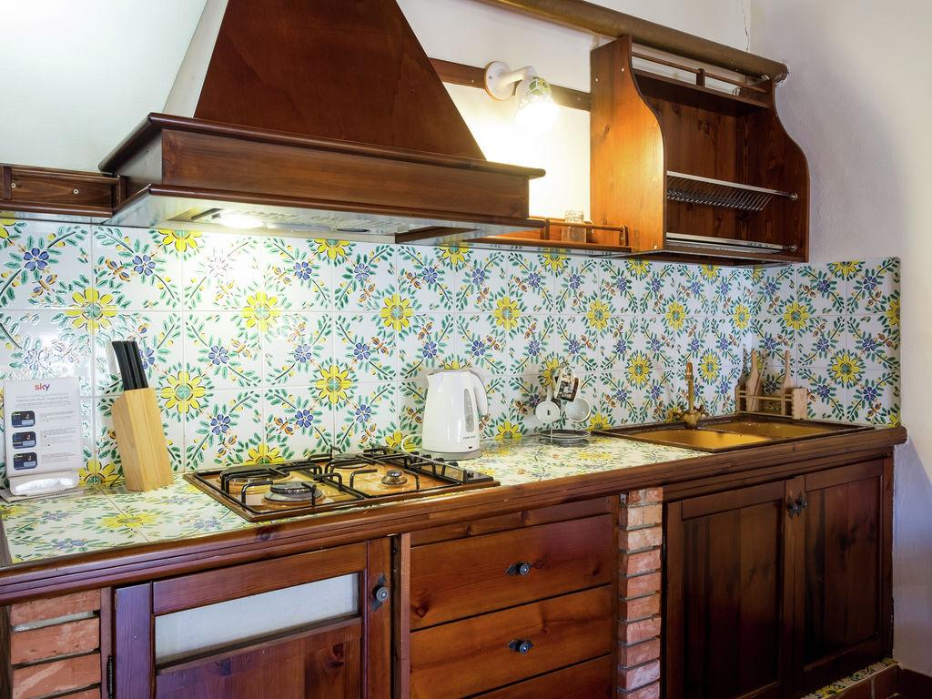 Holiday house Provinzielles Ferienhaus mit Whirlpool und Pool in Resuttano (488681), Delia, Caltanissetta, Sicily, Italy, picture 12
