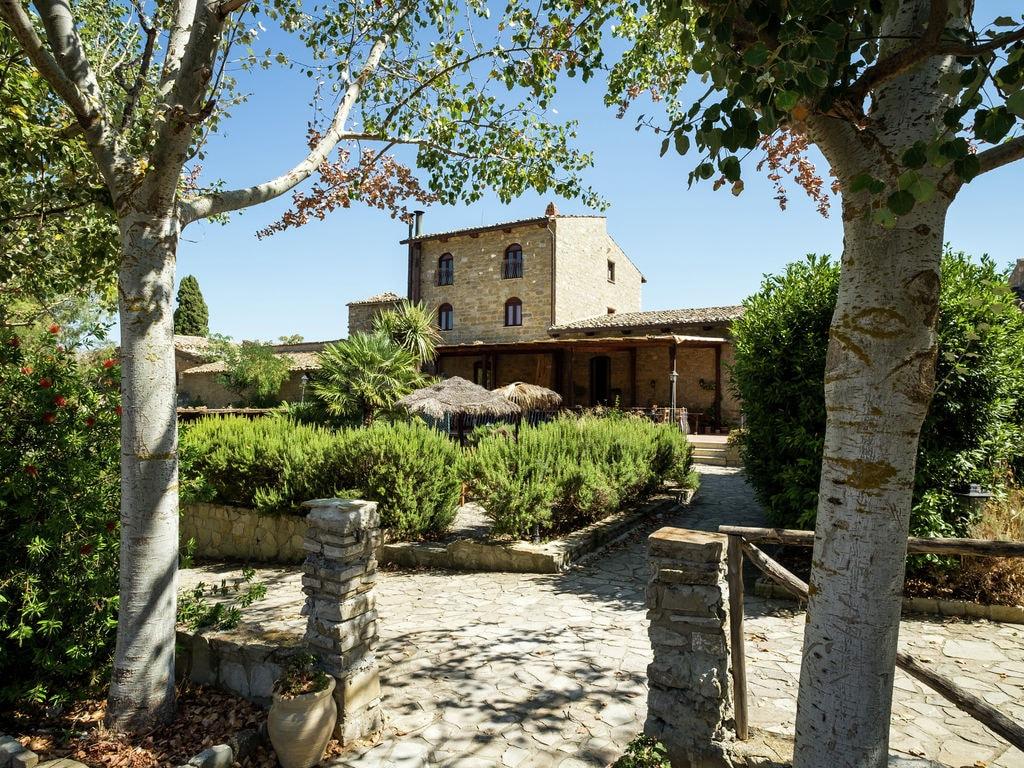 Holiday house Provinzielles Ferienhaus mit Whirlpool und Pool in Resuttano (488681), Delia, Caltanissetta, Sicily, Italy, picture 6