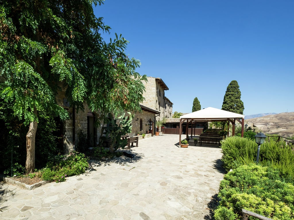 Holiday house Provinzielles Ferienhaus mit Whirlpool und Pool in Resuttano (488681), Delia, Caltanissetta, Sicily, Italy, picture 19
