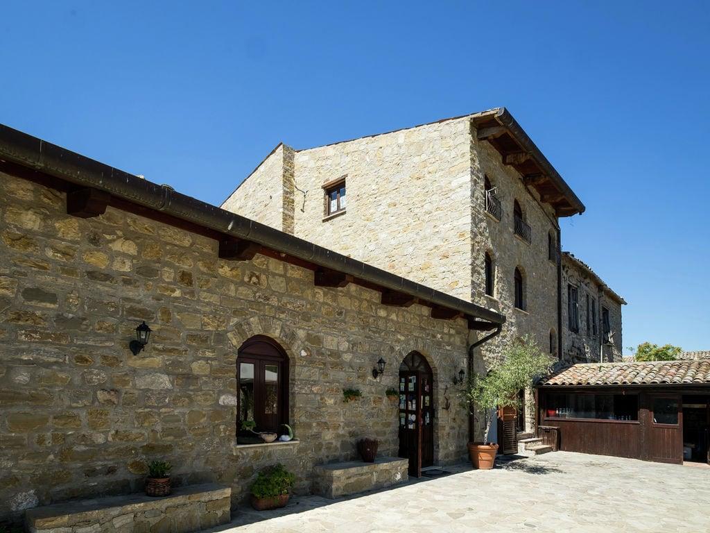 Holiday house Provinzielles Ferienhaus mit Whirlpool und Pool in Resuttano (488681), Delia, Caltanissetta, Sicily, Italy, picture 8