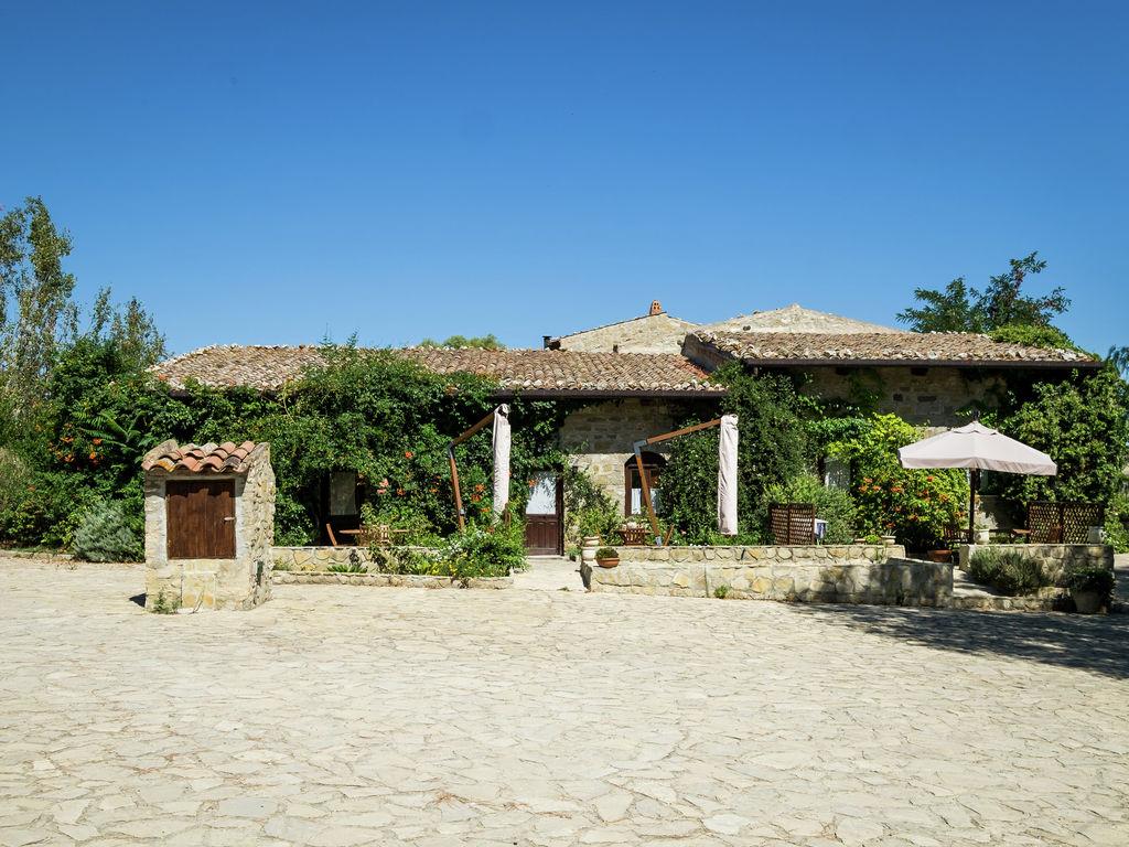 Holiday house Provinzielles Ferienhaus mit Whirlpool und Pool in Resuttano (488681), Delia, Caltanissetta, Sicily, Italy, picture 7