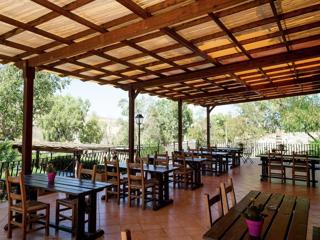 Holiday house Provinzielles Ferienhaus mit Whirlpool und Pool in Resuttano (488681), Delia, Caltanissetta, Sicily, Italy, picture 22