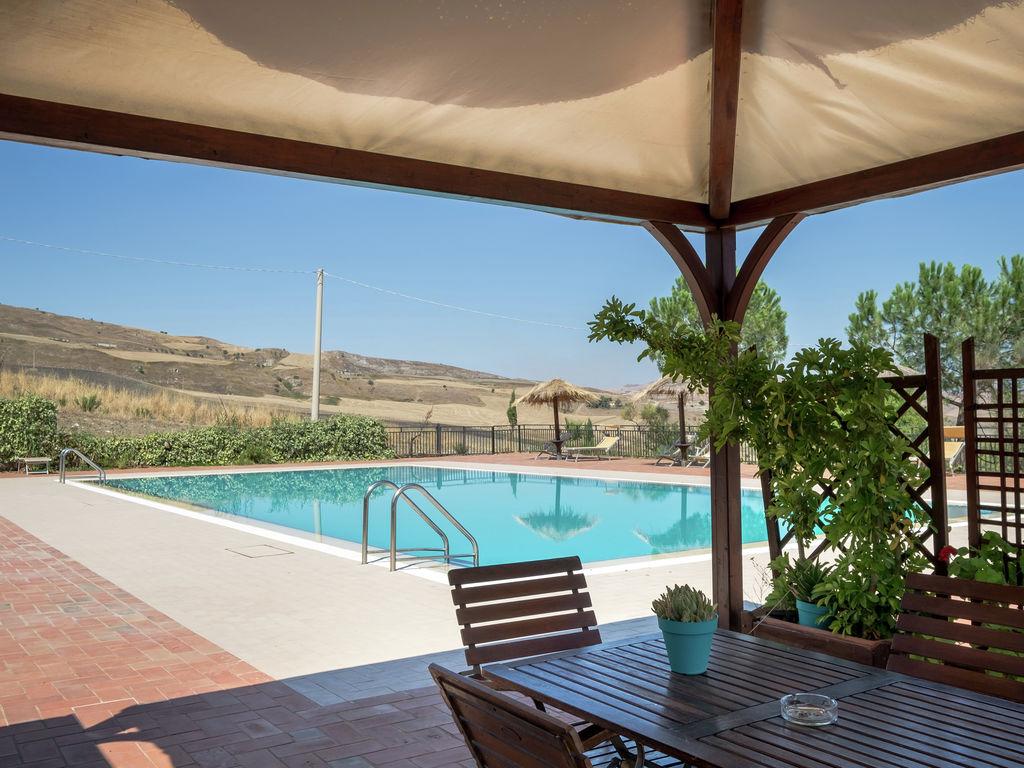 Holiday house Provinzielles Ferienhaus mit Whirlpool und Pool in Resuttano (488681), Delia, Caltanissetta, Sicily, Italy, picture 9