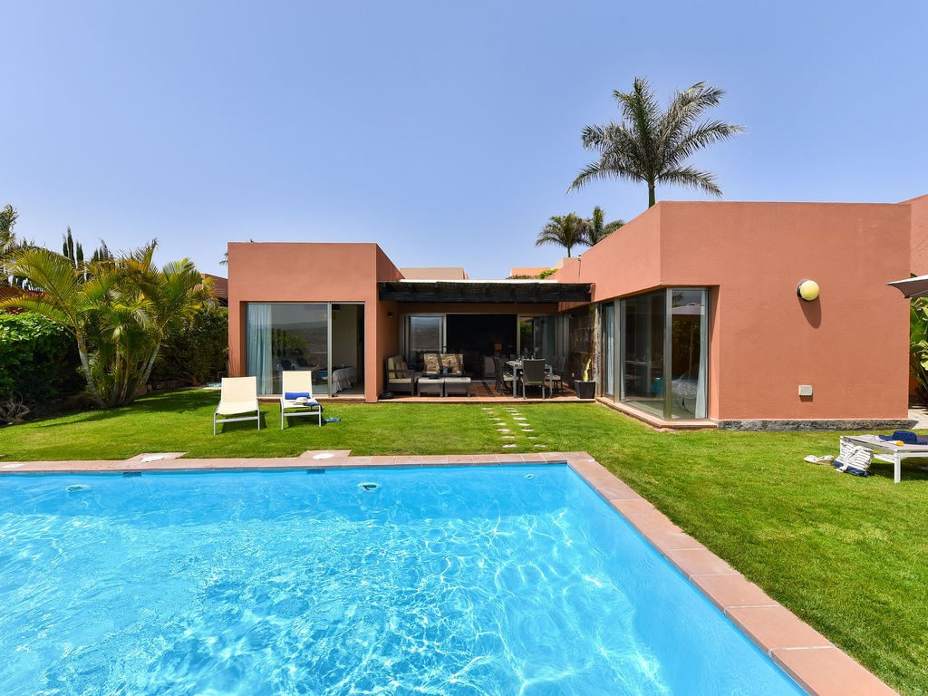 Holiday house Villa Par4-11 (488480), Maspalomas, Gran Canaria, Canary Islands, Spain, picture 2