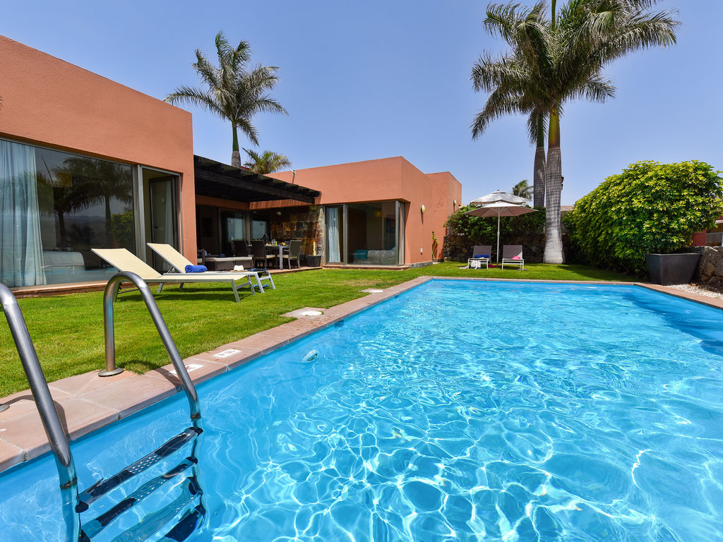 Holiday house Villa Par4-11 (488480), Maspalomas, Gran Canaria, Canary Islands, Spain, picture 1