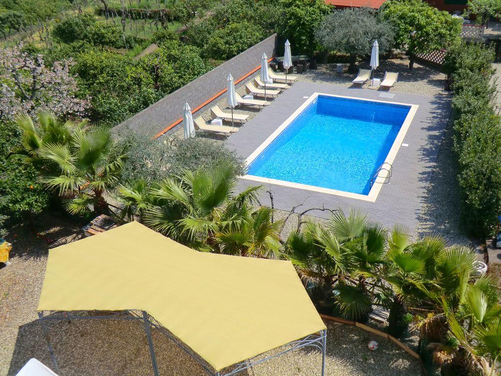 Maison de vacances Komfortables Ferienhaus mit eigenem Pool in Sizilien (487018), Sant'Alfio, Catania, Sicile, Italie, image 26