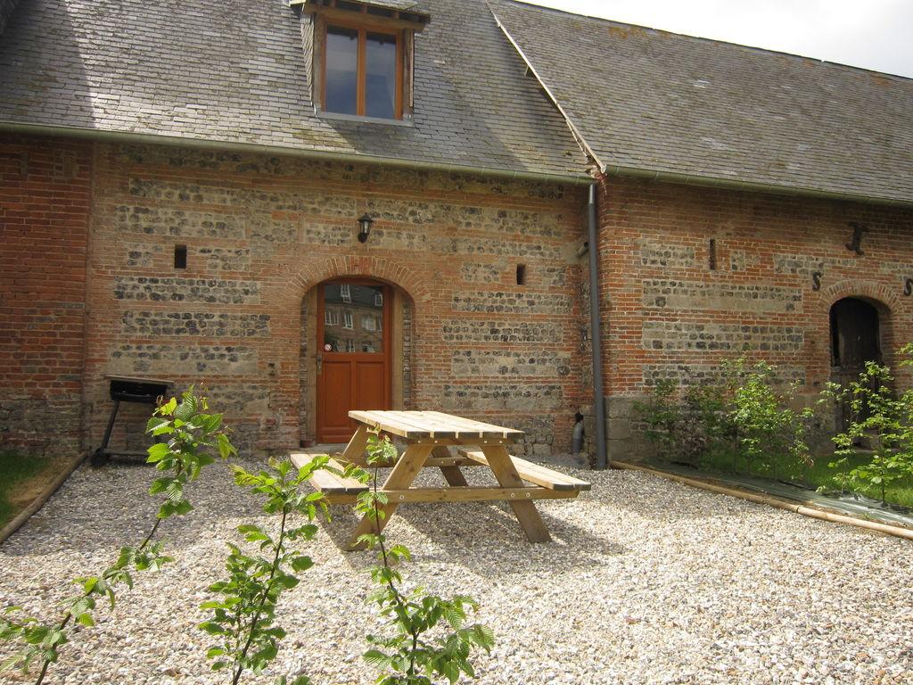 Ferienhaus Gite Saint Julien (488694), Le Bourg Dun, Seine-Maritime, Normandie, Frankreich, Bild 2