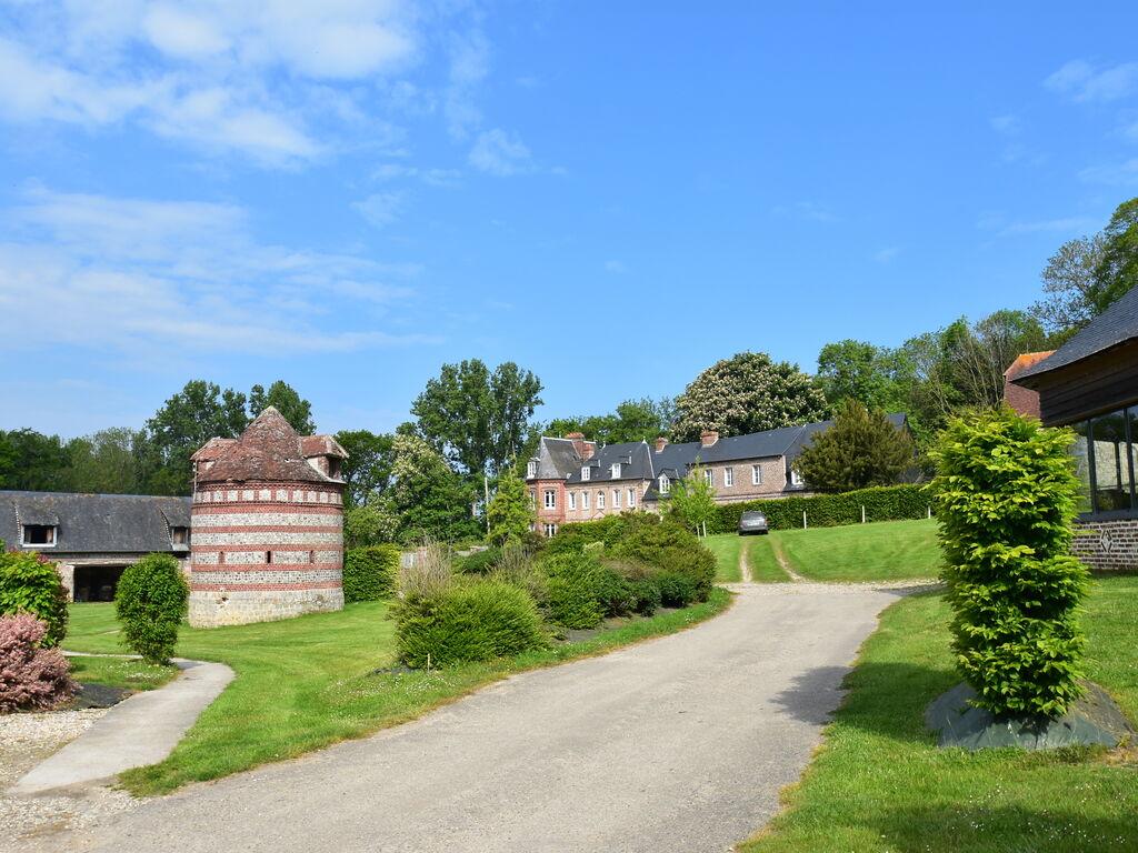 Ferienhaus Gite Saint Julien (488694), Le Bourg Dun, Seine-Maritime, Normandie, Frankreich, Bild 23