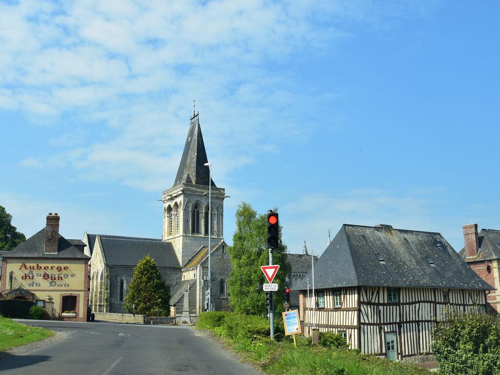 Ferienhaus Gite Saint Julien (488694), Le Bourg Dun, Seine-Maritime, Normandie, Frankreich, Bild 28
