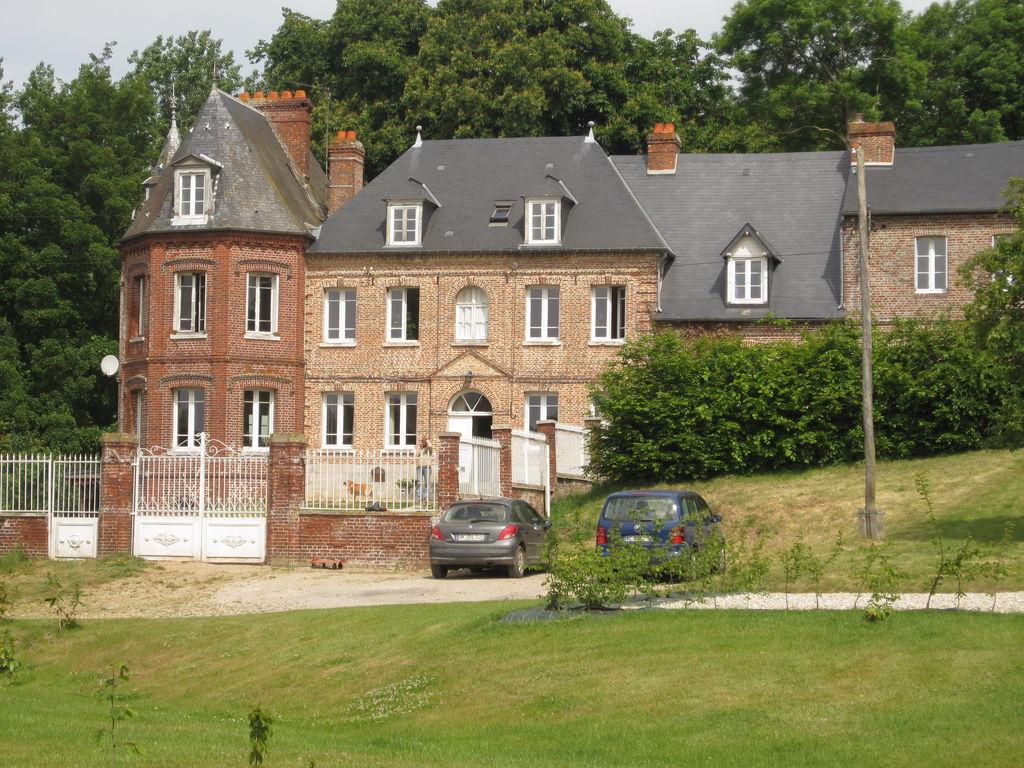 Ferienhaus Gite Domaine Saint Julien (488691), Le Bourg Dun, Seine-Maritime, Normandie, Frankreich, Bild 11