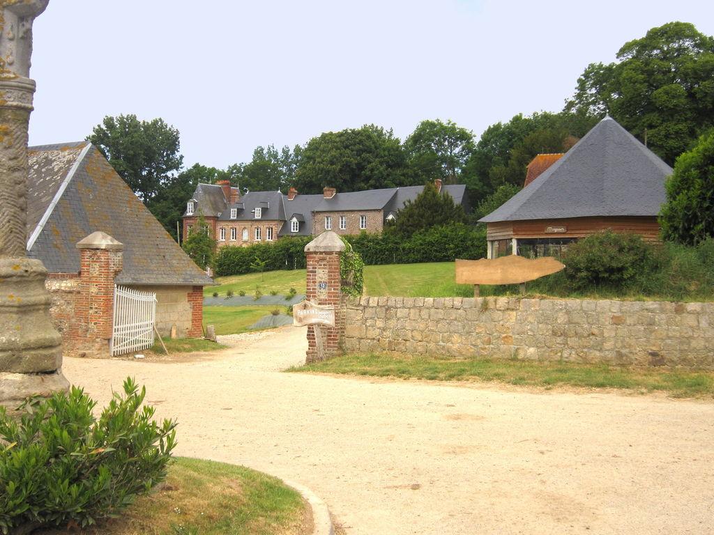 Ferienhaus Gite Domaine Saint Julien (488691), Le Bourg Dun, Seine-Maritime, Normandie, Frankreich, Bild 7