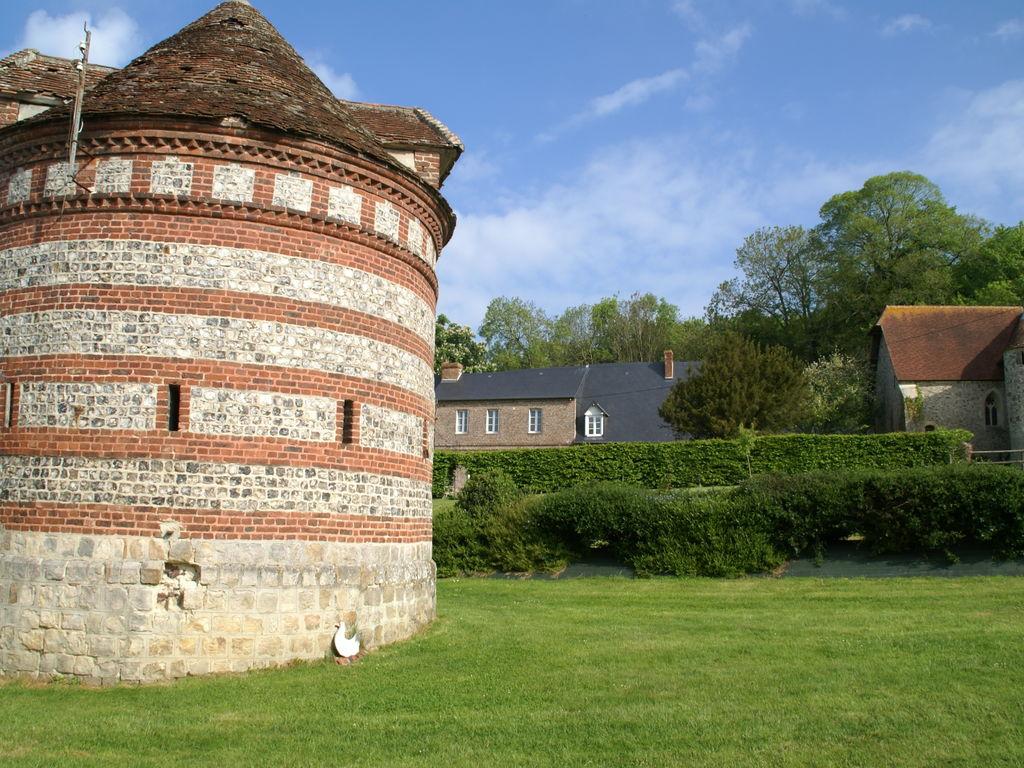 Ferienhaus Gite Domaine Saint Julien (488691), Le Bourg Dun, Seine-Maritime, Normandie, Frankreich, Bild 21