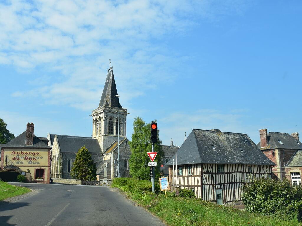 Ferienhaus Gite Domaine Saint Julien (488691), Le Bourg Dun, Seine-Maritime, Normandie, Frankreich, Bild 26