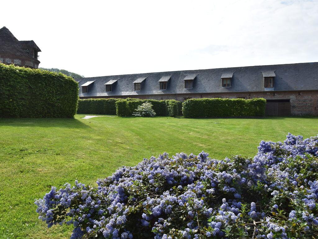 Ferienhaus Gite Domaine Saint Julien (488691), Le Bourg Dun, Seine-Maritime, Normandie, Frankreich, Bild 9