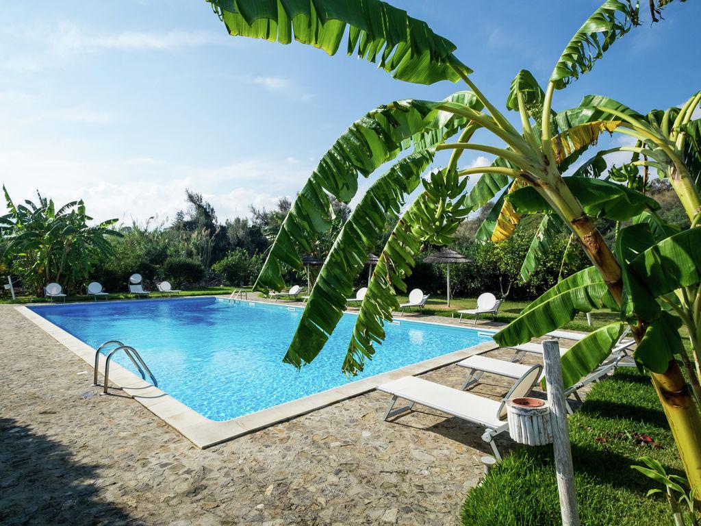 Holiday house Gemütliches Ferienhaus mit Swimmingpool in Santa Flavia (500700), Santa Flavia, Palermo, Sicily, Italy, picture 8