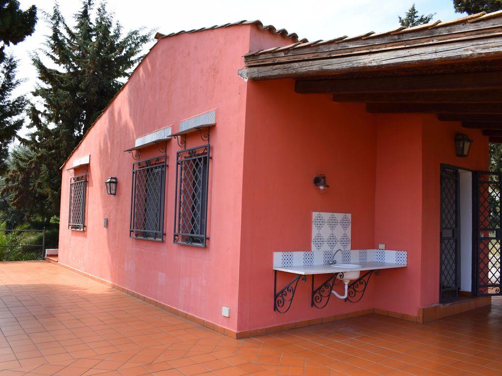 Holiday house Gemütliches Ferienhaus mit Gemeinschaftspool in Santa Flavia (500699), Santa Flavia, Palermo, Sicily, Italy, picture 6