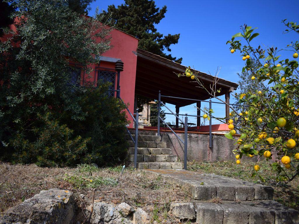 Holiday house Gemütliches Ferienhaus mit Gemeinschaftspool in Santa Flavia (500699), Santa Flavia, Palermo, Sicily, Italy, picture 25